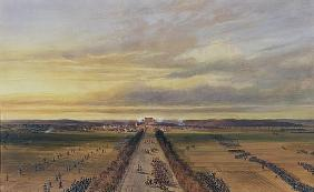 Battle of Brienne, 29th January 1814