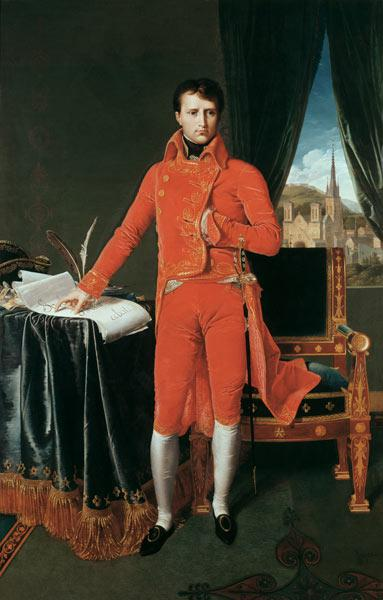 Napoleon first consul