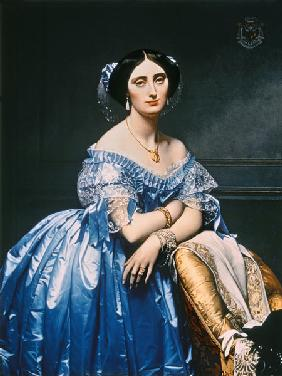 Portrait of the Princesse de Broglie