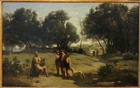 Homer and the Shepherds