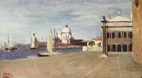 View of the Grand Canal, Venice, from the Riva degli Schiavone