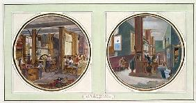 The Gobelins Workshop, 1840 (see also 176257)