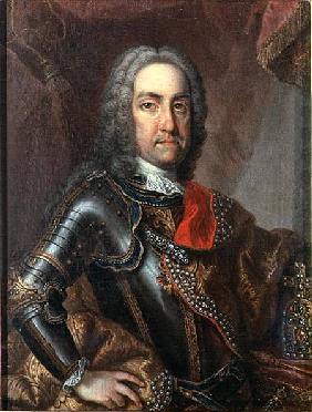 Charles VI (1685-1740) Holy Roman Emperor father of Empress Maria Theresa of Austria (1717-80) 1762