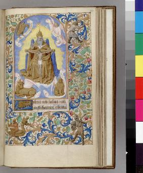 Gnadenstuhl (Book of Hours)