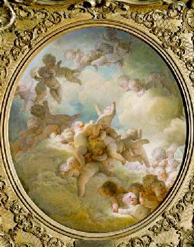 The Swarm of Cupids
