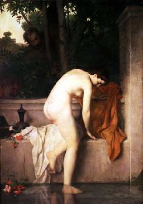 Chaste Susanna, or Susanna Bathing
