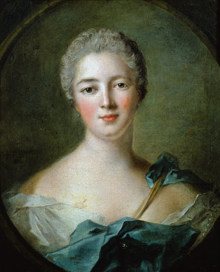 madame de pompadour 1721 64 jean marc nattier as print or painted
