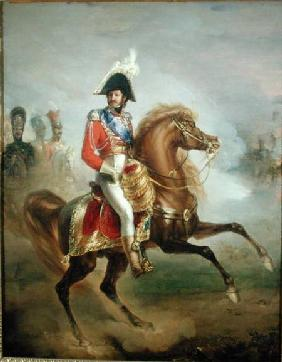 Joachim Murat ( 1767-1815) on Horseback