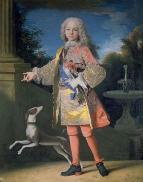 Portrait of Ferdinand of Bourbon