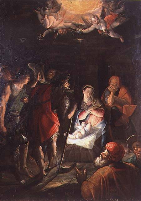 how two different artists showed the painting the adoration of the shepherds differently The adoration of the shepherds painting originally painted by adriaen van stalbemt can be yours today all reproductions are hand painted by talented artists free shipping.