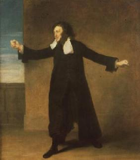 Charles Macklin (c.1697-1797) as Shylock in 'The Merchant of Venice' by William Shakespeare at Coven