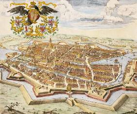 Berlin , Overall view of the city