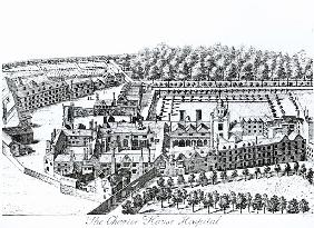 The Charterhouse Hospital, c.1720