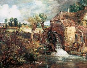Parham Mill at Gillingham