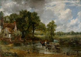 The Hay Wain by John Constable