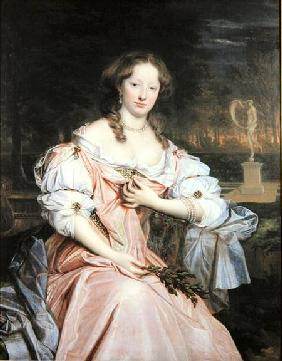 Portrait of Grace Wilbraham (1656-1744)