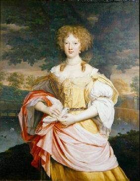 Portrait of Mary Wilbraham (1661-1737)