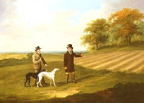 Finding, a Coursing Scene