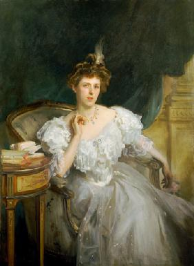 Margherita Goldsmid, later Mrs Raphael