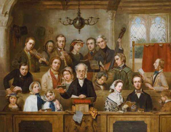 The village choir