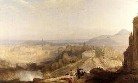 A Military Review on the Occasion of the Visit of George IV to Edinburgh