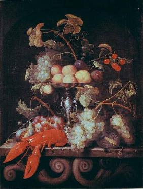 Still Life with a Lobster