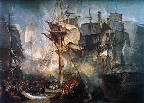 Battle of Trafalgar 1806/08