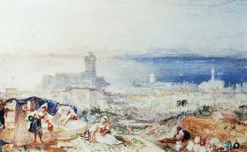 View of Rhodes