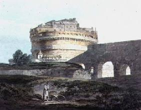 Castle of San Angelo, Rome  on