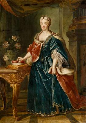 Health cure princess Therese Kunigunde of Bavaria