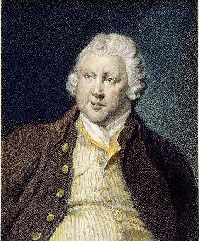 Portrait of Sir Richard Arkwright (1732–1792)