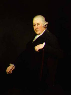 Reverend Basil Bury Beridge (1737/38-1808)