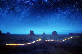 Magic Monument Valley
