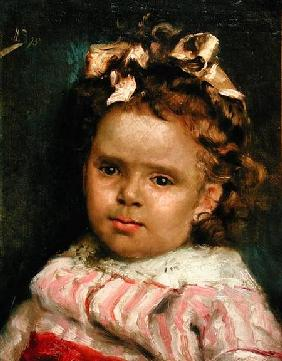 Little Girl Metisse