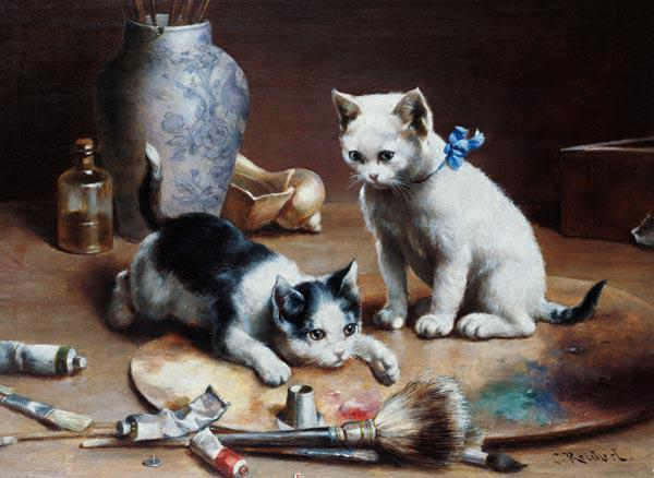 Studio Assistants (panel)