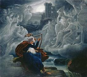 Ossian conjures up the spirits on the banks of the River Lorca