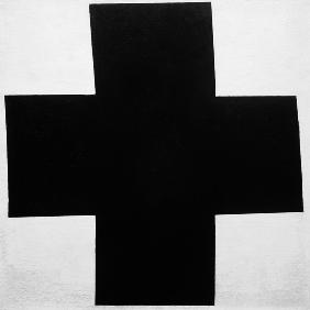 The black cross.