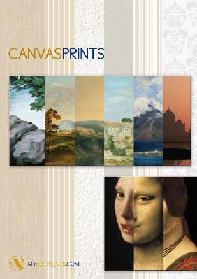 Our bestelling painting and picture catalog, 184 pages, in English