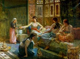 Interior of a Harem
