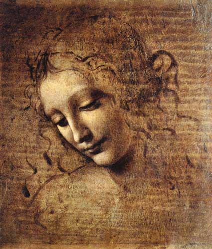 Leonardo Da Vinci Wallpaper. woman - Leonardo da Vinci