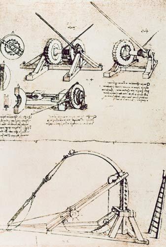 leonardo da vinci shadow_u - Leonardo Da Vinci Lebenslauf