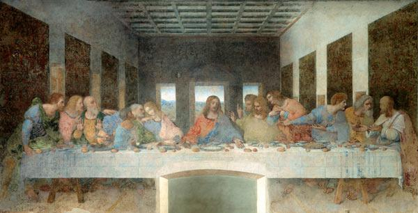 The Last Supper  1494-1498