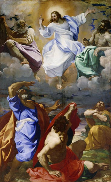 thesis on the transfiguration