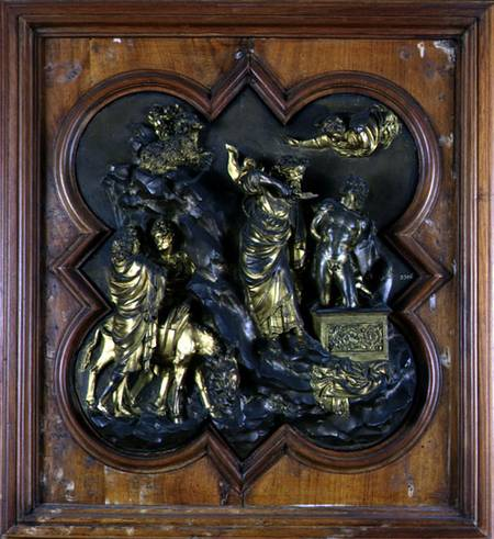 Competition for the Baptistry Doors in Florence – Brunelleschi