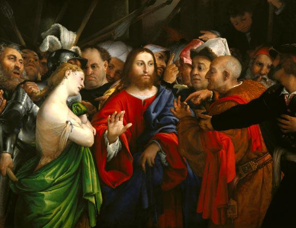 Christ and the Adulteress