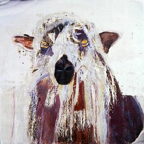 Sheep (mixed media)