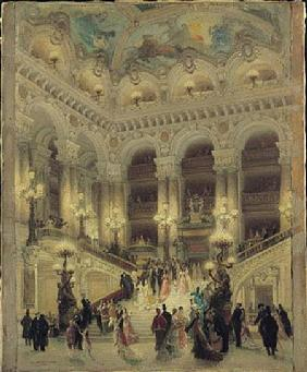 The Staircase of the Opera