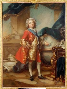 Dauphin Charles-Louis (1729-65) of France