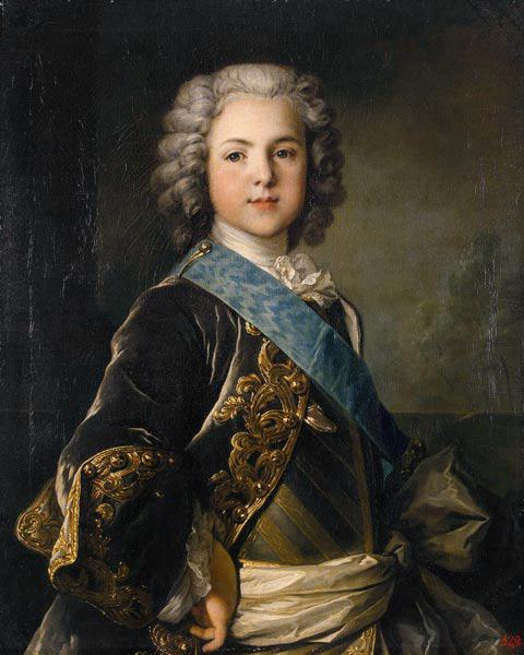 Portrait of Louis, Grand Dauphin of France