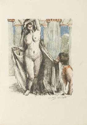 Illustration to The Song of Songs